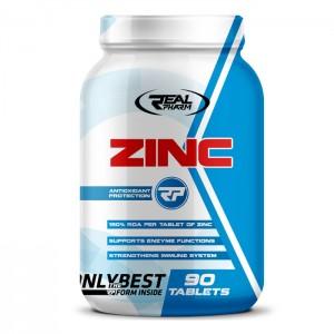 Real Pharm Zinc 90 таблетки (90 дози)