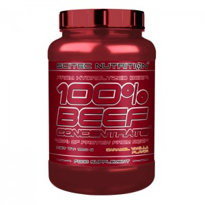 Scitec Nutrition 100% Beef Concentrate 1000 гр. (33 дози)