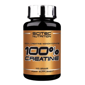 Scitec Nutrition 100% Creatine 100 гр.