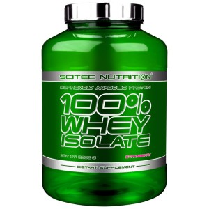 Scitec Nutrition 100% Whey Isolate 2000 гр. (80 дози)