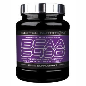 Scitec Nutrition BCAA 6400 375 таблетки