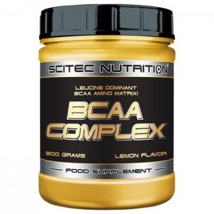 Scitec Nutrition BCAA Complex 300 гр. (30 дози)