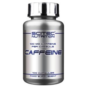 Scitec Nutrition Caffeine / Кофеин 100 мг. 100 капсули