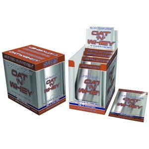 Scitec Nutrition Oat N Whey 12 пакета