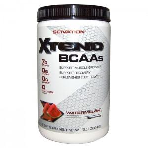 Scivation Xtend BCAAs 426 гр. (30 дози)