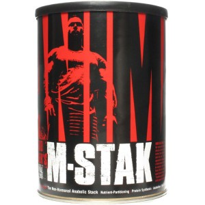 Universal Nutrition Animal M-Stak 21 пакета
