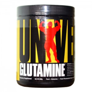 Universal Nutrition Glutamine 300 гр. (60 дози)