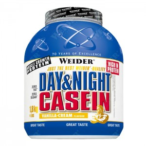Weider Day & Night Casein 1.8 кг.
