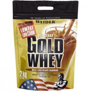 Weider Gold Whey 2 кг. (66 дози)