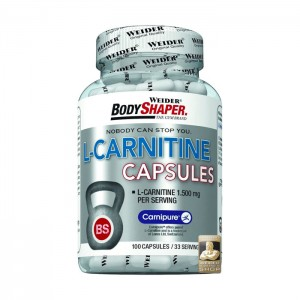 Weider L-Carnitine Capsules 100 капсули