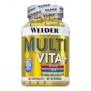 Weider Multi Vita + Special B-Complex 90 капсули