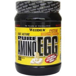 Weider Pure Amino Egg 300 таблетки