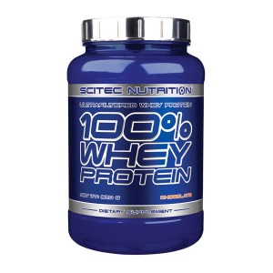 Scitec Nutrition 100% Whey Protein 920 гр (30 дози)