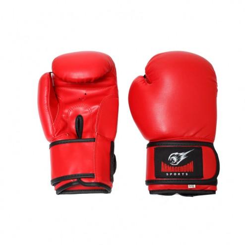 Боксови ръкавици Armageddon Sports Red