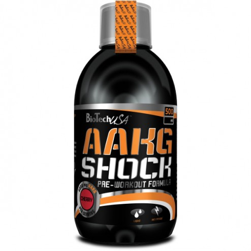 BioTech USA AAKG Shock 500 мл.