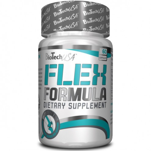 BioTech USA Flex Formula 60 капсули