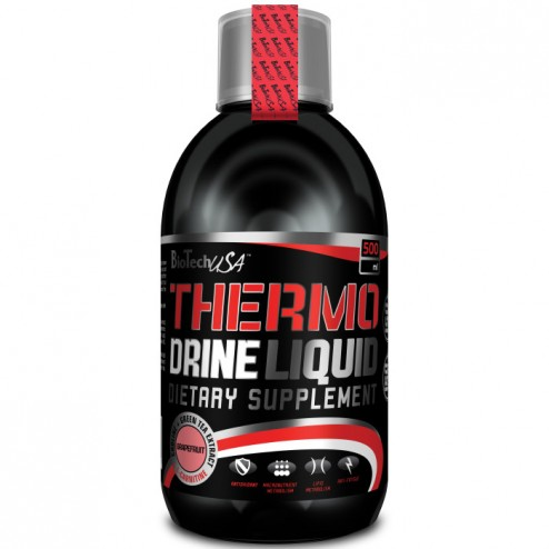 BioTech USA Thermo Drine Liquid 500 мл
