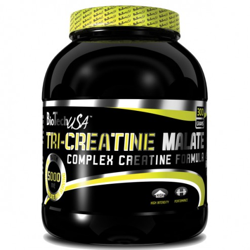 BioTech USA Tri Creatine Malate 300 гр