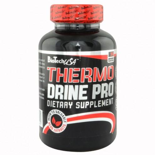 BioTech USA Thermo Drine PRO 90 капсули (90 дози)