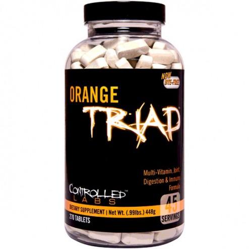 Controlled Labs Orange Triad 270 таблетки