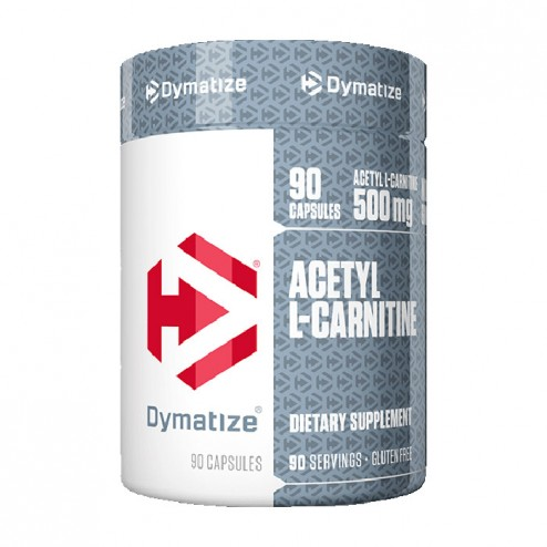 Dymatize Acetyl L-Carnitine 90 капсули