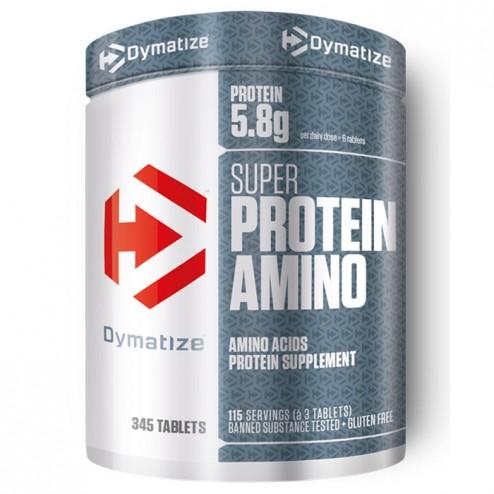 Dymatize Super Protein Amino 345 таблетки