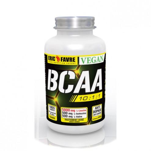 Eric Favre BCAA 10:1:1 VEGAN 120 таблетки (20 дози)