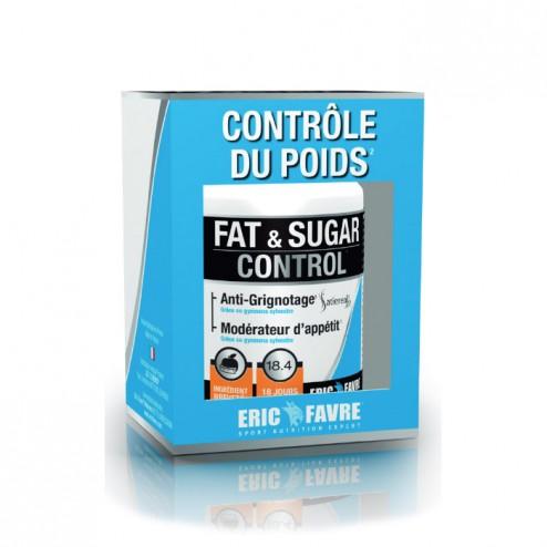Eric Favre FAT & SUGAR CONTROL 72 таблетки (18 дози)