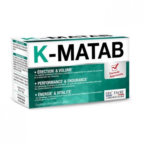 Eric Favre K-MATAB 475 мг. 16 капсули (8 дози)