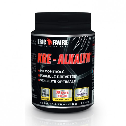 Eric Favre KRE-ALKALYN 60 софтгел капсули (30 дози)