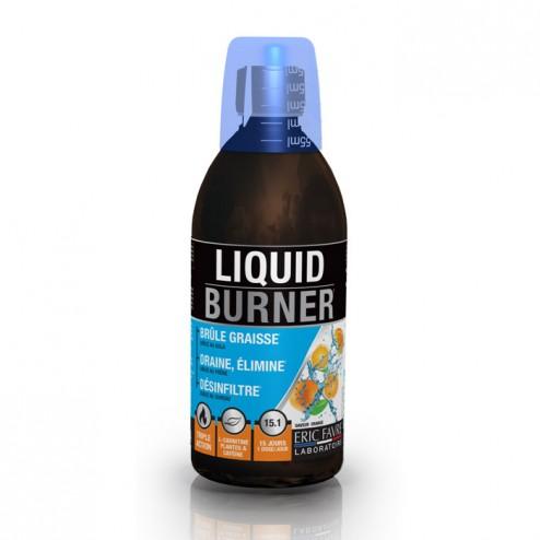 Eric Favre LIQUID BURNER 500 мл. (33 дози)