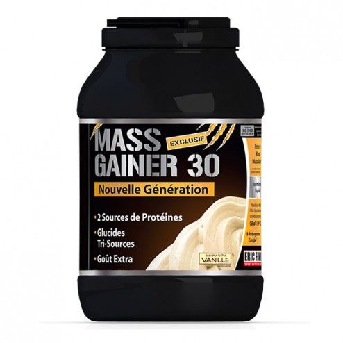 Eric Favre MASS GAINER 30 3 кг. (100 дози)