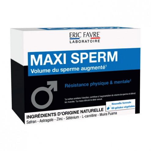 Eric Favre MAXI SPERM 60 капсули (15 дози)