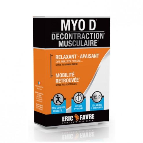 Eric Favre MYO D 30 таблетки (15 дози)