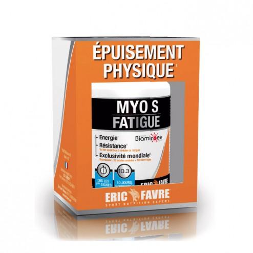 Eric Favre MYO S 30 капсули (30 дози)