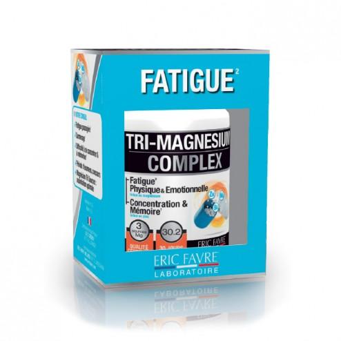 Eric Favre TRI-MAGNESIUM COMPLEX 60 капсули (30 дози)