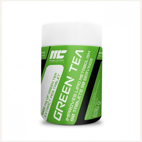 MuscleCare Green Tea 90 таблетки (90 дози)