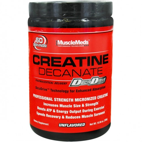 MuscleMeds Creatine Decanate 300 гр.