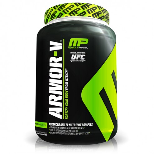 MusclePharm Armor-V 180 капсули