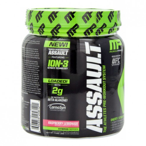 MusclePharm ASSAULT 435 гр. (30 дози)