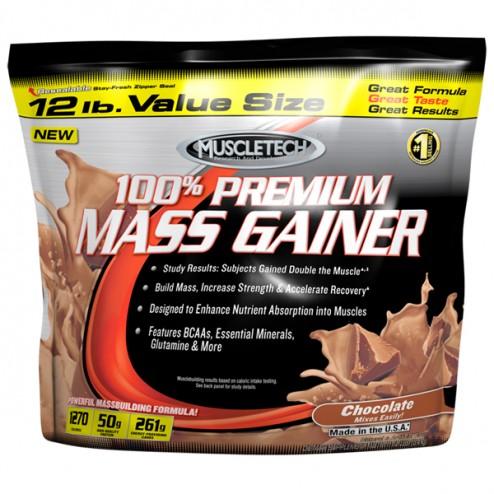 MuscleTech 100% Premium Mass Gainer 5.4 кг