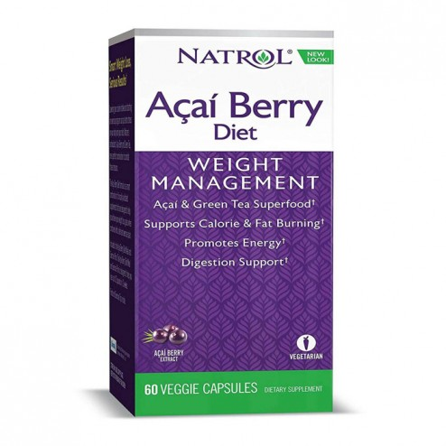 Natrol Acai Berry Diet 60 капсули