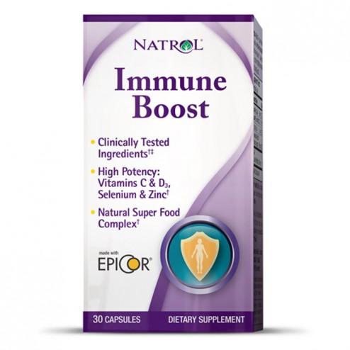 Natrol Immune Boost 30 капсули