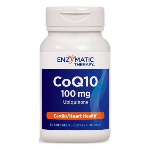 Nature's Way Со Q10 / Коензим Q10 100 мг. 60 софтгел капсули