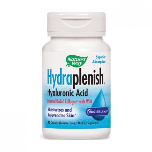 Nature's Way Hydraplenish with MSM / Хидраплениш и MСM 750 мг. 30 капсули