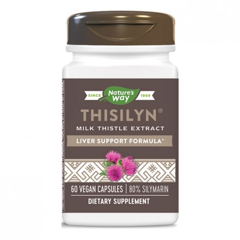 Nature's Way Thisilyn / Тисилин 175 мг. 60 вегетариански капсули