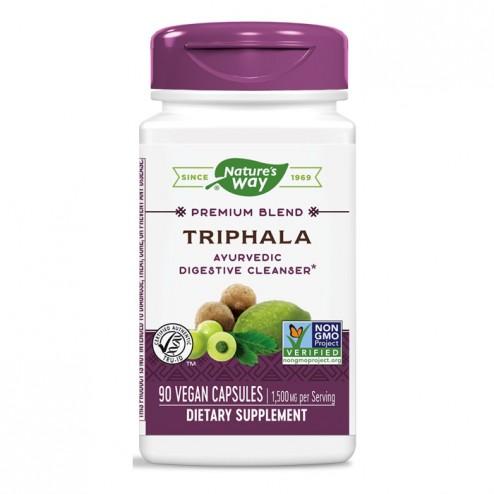 Nature's Way Triphala / Трифала 500 мг. 90 вегетариански капсули