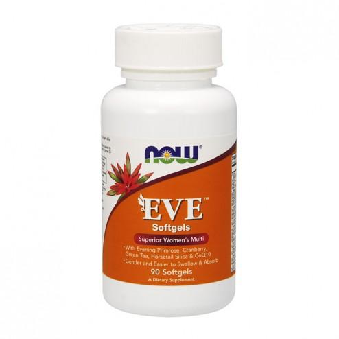 NOW Foods EVE Woman`s Multi 90 дражета