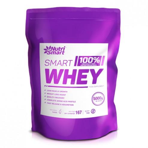 Смарт Суроватъчен протеин концентрат 5000 гр. (167 дози)