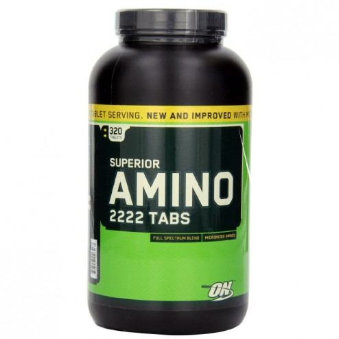 Optimum Nutrition Amino 2222 320 таблетки